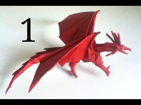 Admirable Origami Ancient Dragon Tutorial Satoshi Kamiya Part 1 Youtube Wiring Cloud Licukaidewilluminateatxorg