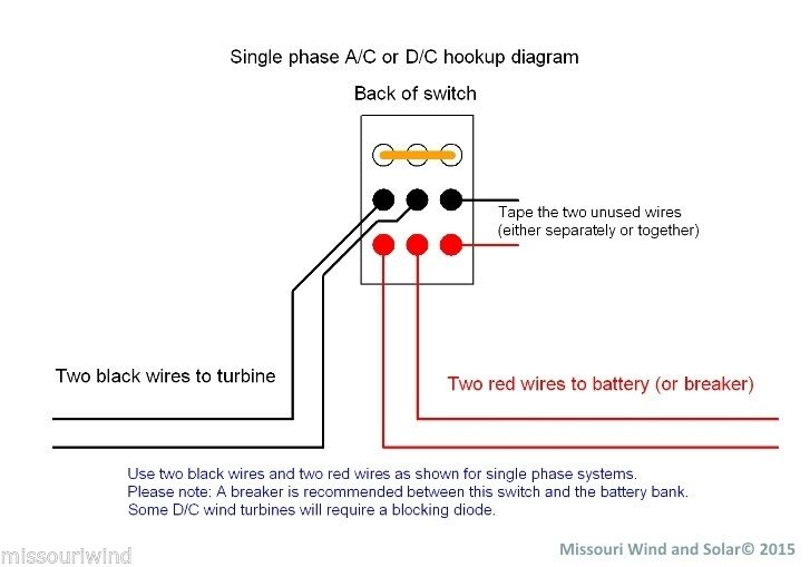 SA_8644 Wiring Diagram 3 Phase Wind Turbine Wiring Diagram