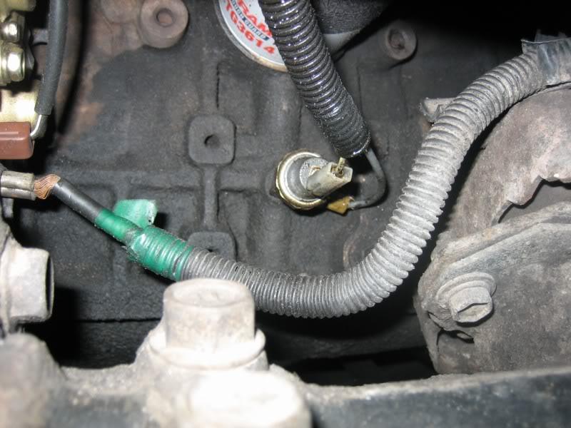 Ko 5989  1994 Toyota Pickup Speedometer Cluster Diagram