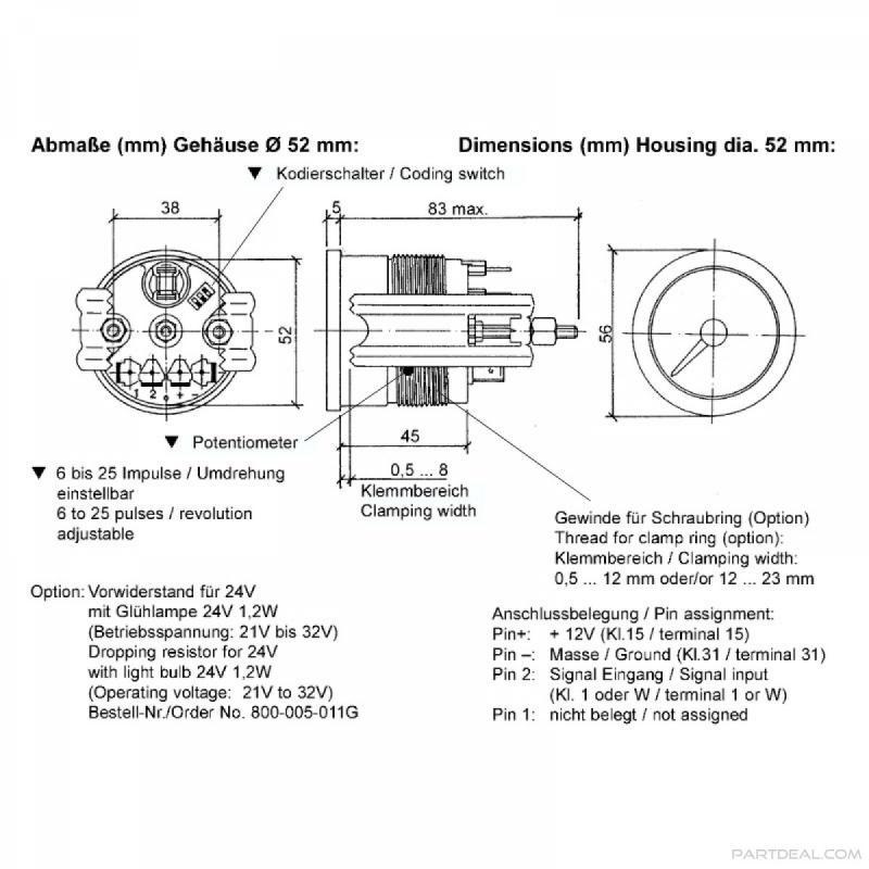 [SCHEMATICS_4US]  FW_2940] Vdo Marine Tachometer Wiring Diagram | Wiring Diagram Rpm Vdo Gauges |  | Opein Cosa Boapu Mohammedshrine Librar Wiring 101