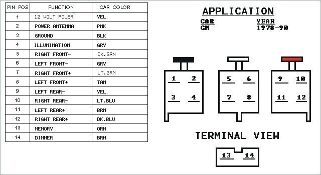 1978 corvette radio wiring diagram nh 3729  corvette bose radio wiring diagram wiring harness wiring  corvette bose radio wiring diagram