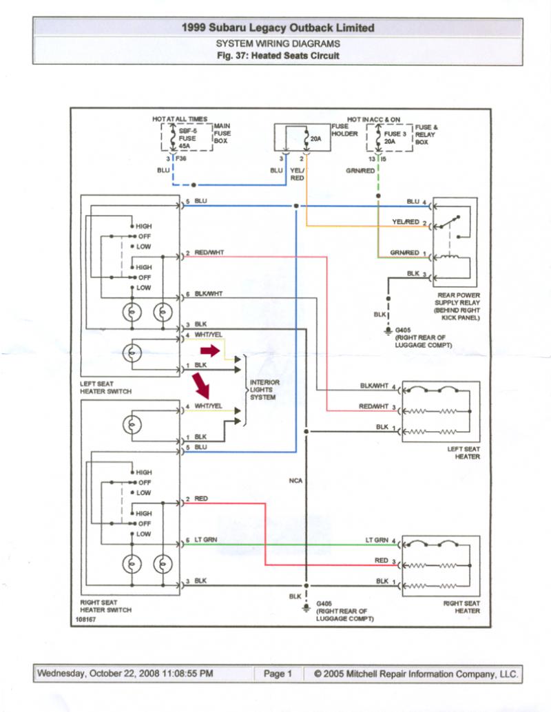 OT_3668] Subaru B4 Wiring Diagram Wiring DiagramErek Norab Denli Mohammedshrine Librar Wiring 101