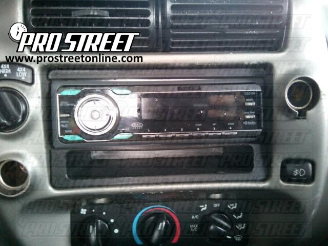 Awesome How To Ford Ranger Stereo Wiring Diagram My Pro Street Wiring Cloud Filiciilluminateatxorg