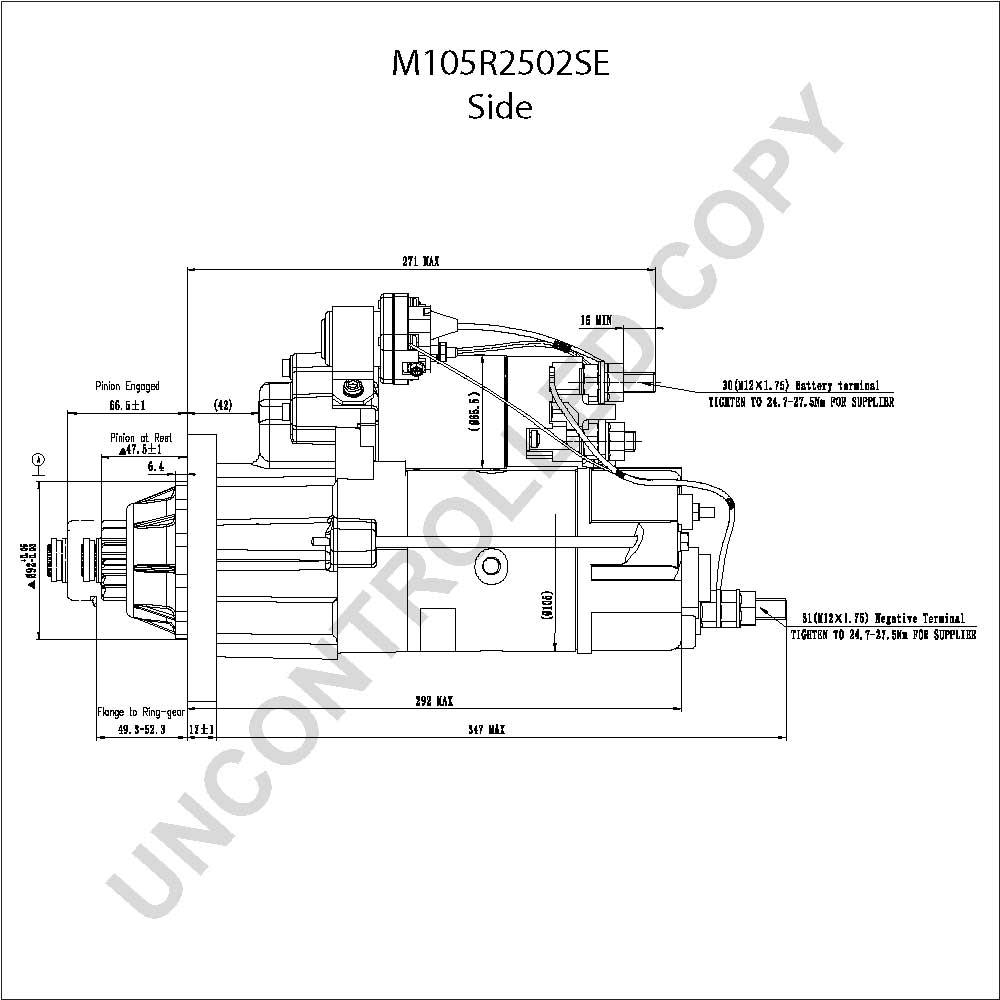 delco starter schematic vm 4491  remy starter wiring diagram on delco starter generator  starter wiring diagram on delco starter