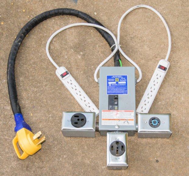 Enjoyable Build A 240V Power Adapter For Your Mig Welder Make Wiring Cloud Inklaidewilluminateatxorg