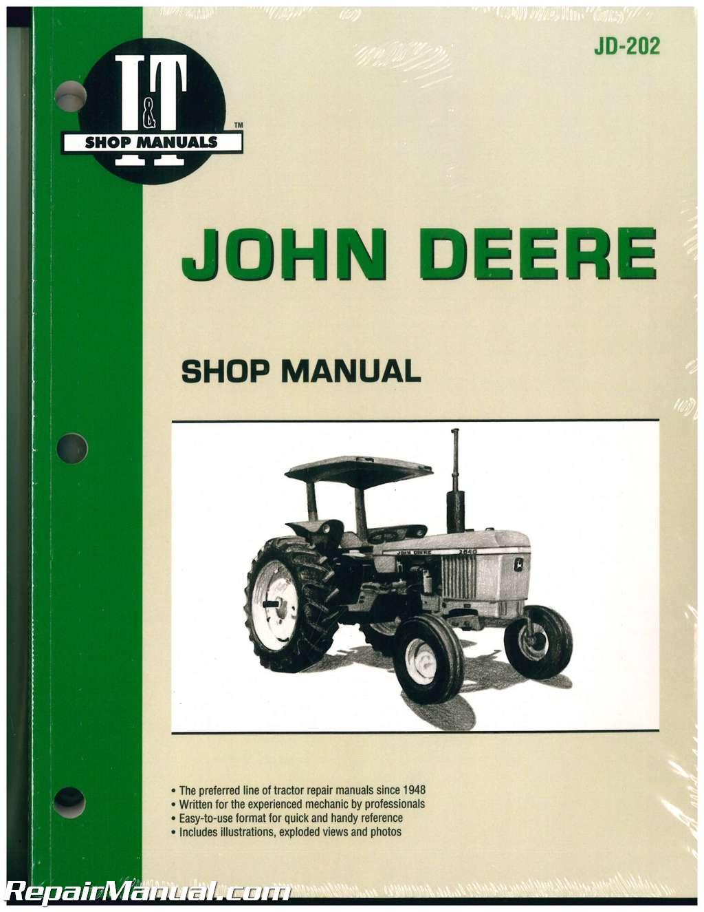 Phenomenal John Deere Tractor Manual 2040 2510 2520 2240 2440 2630 2640 Wiring Cloud Filiciilluminateatxorg