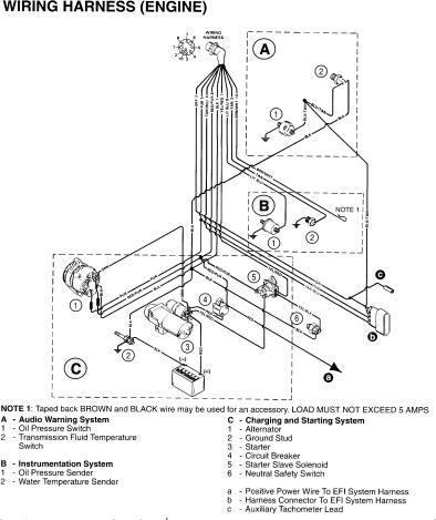 to mercruiser alternator wiring diagram sl 0775  mercruiser 260 v8 alternator wire diagram help download  mercruiser 260 v8 alternator wire