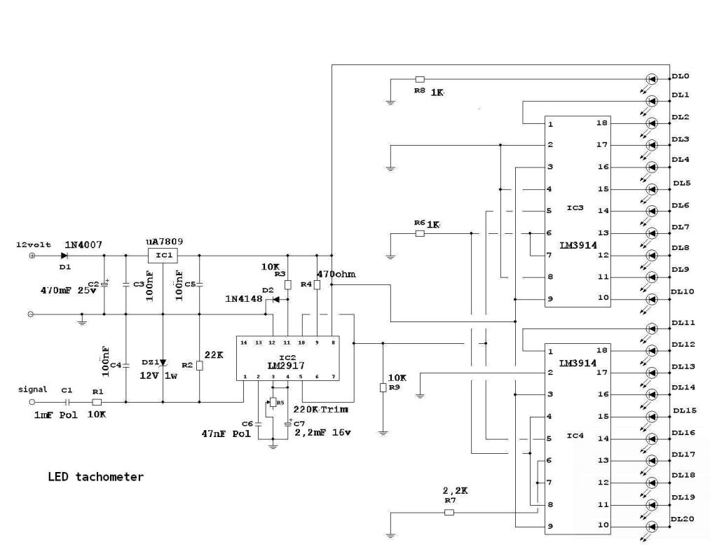 Ys 8594 Bmw 2002 Wiring Diagram Tachometer Free Diagram