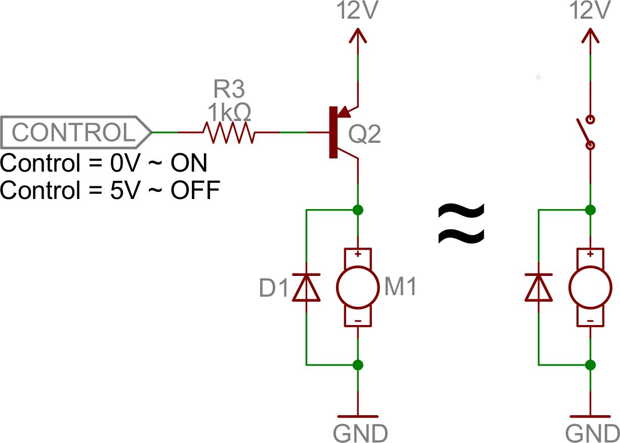 Admirable Transistors Learn Sparkfun Com Wiring Cloud Rdonaheevemohammedshrineorg