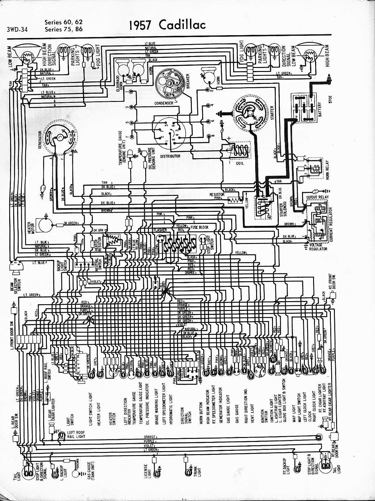 Magnificent Cadillac Wiring Diagram Basic Electronics Wiring Diagram Wiring Cloud Timewinrebemohammedshrineorg