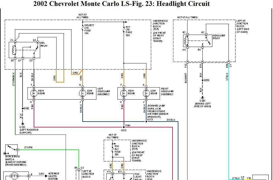 1999 Chevy Monte Carlo Wiring Diagram | Bege Wiring Diagram | 99 Monte Carlo Wiring Diagram |  | Wiring Diagram Resource