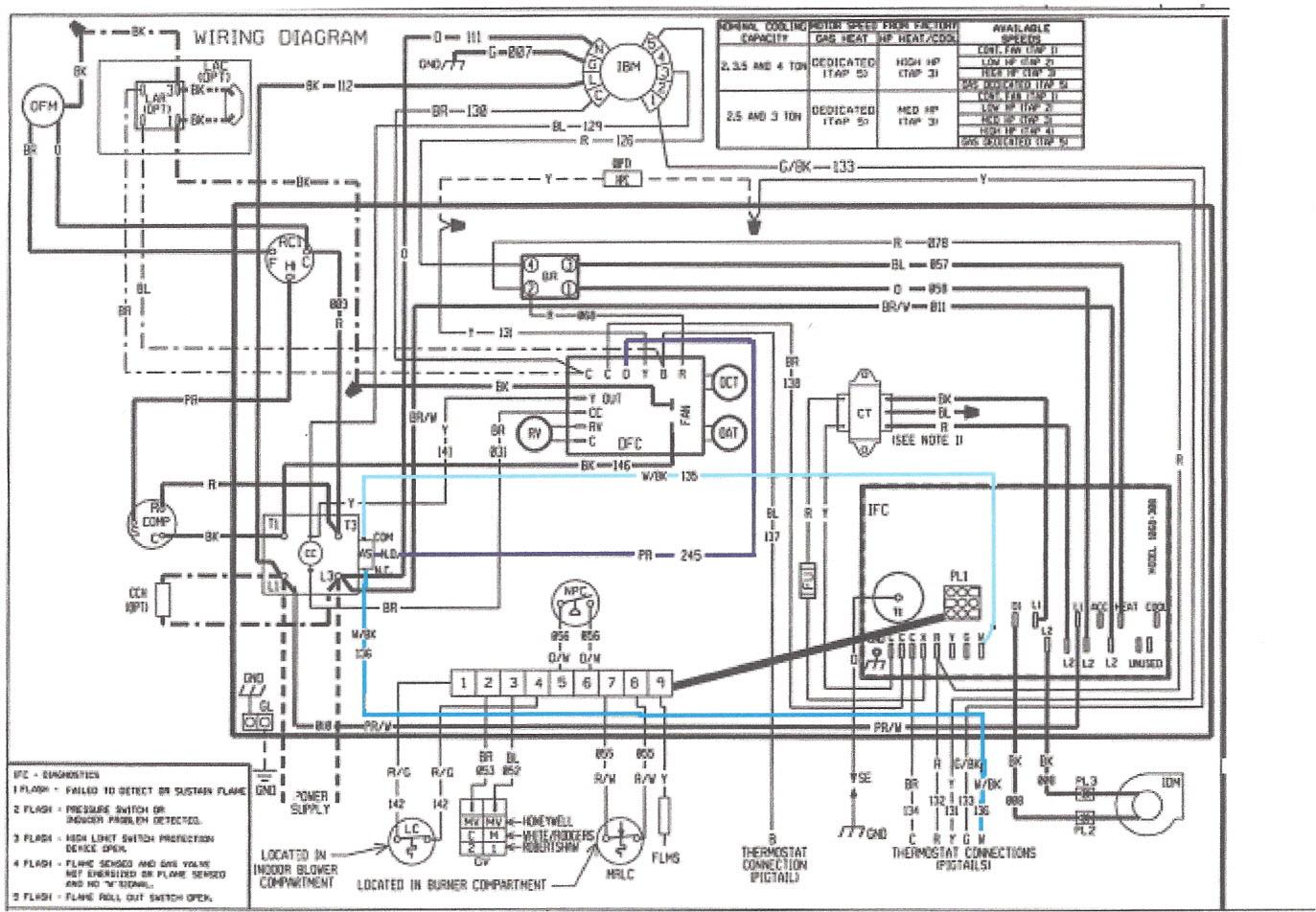 Rw 1944  Wiring Diagram Also Heat Pump Defrost Circuit