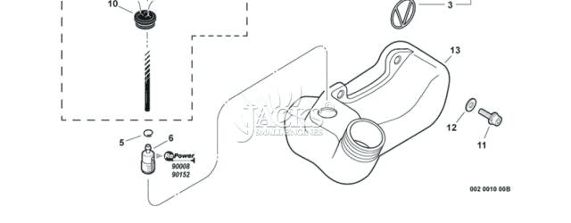 dd 6835  diagram of a chainsaw free diagram