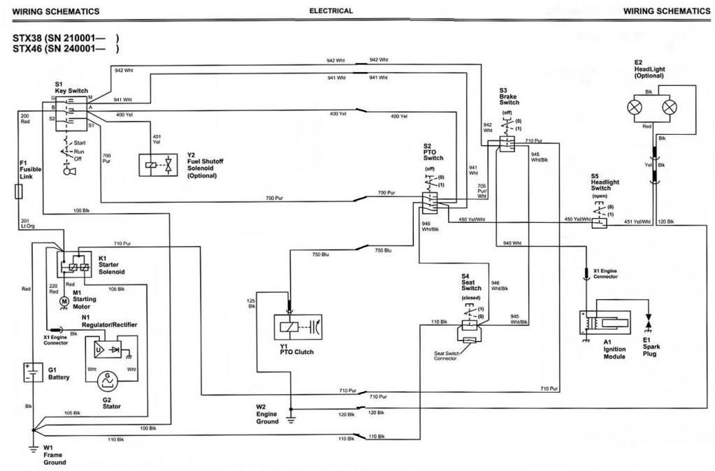 Stx38 Wiring Diagram Pdf