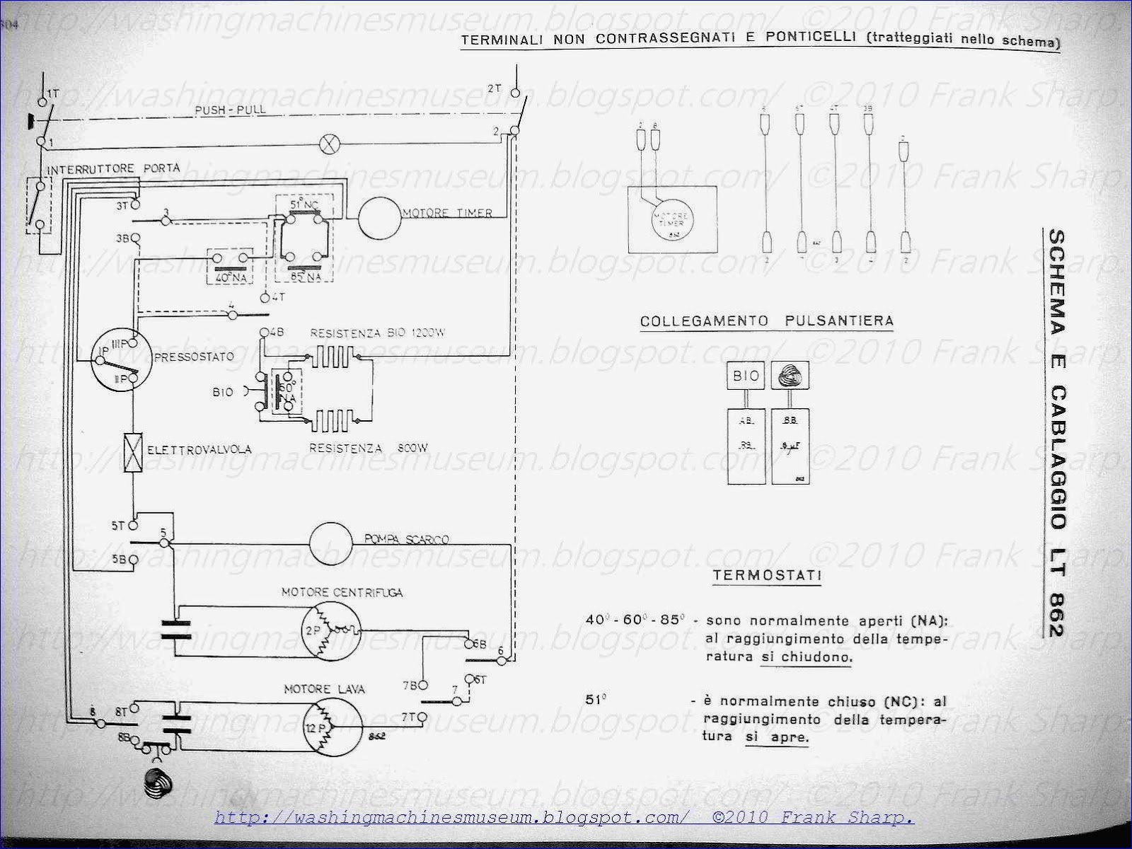 Oe 2122 Washing Machine Wiring Schematic