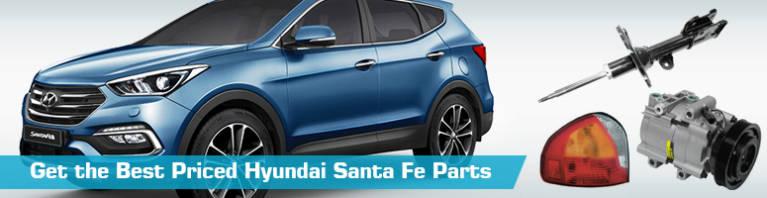 Strange Hyundai Santa Fe Parts Partsgeek Com Wiring Cloud Ittabisraaidewilluminateatxorg