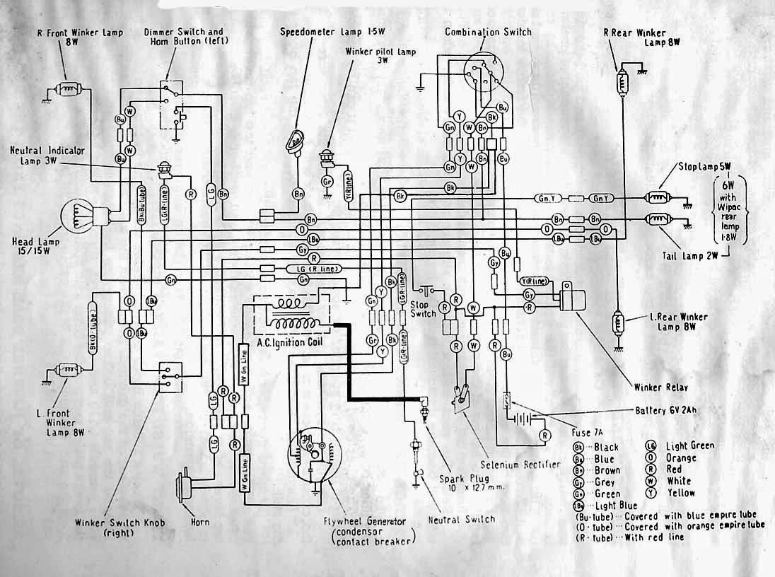 Enjoyable Triumph Tr3 Color Wiring Diagram Basic Electronics Wiring Diagram Wiring Cloud Licukshollocom