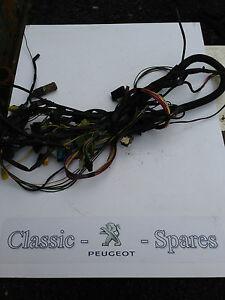 Magnificent Peugeot 205 1 6 1 9 Gti Phase 2 Head Light Wiring Loom Ebay Wiring Cloud Domeilariaidewilluminateatxorg