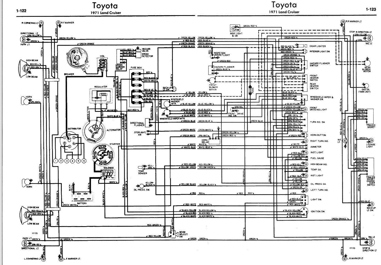 Toyota Landcruiser Vdj79 Wiring Diagram