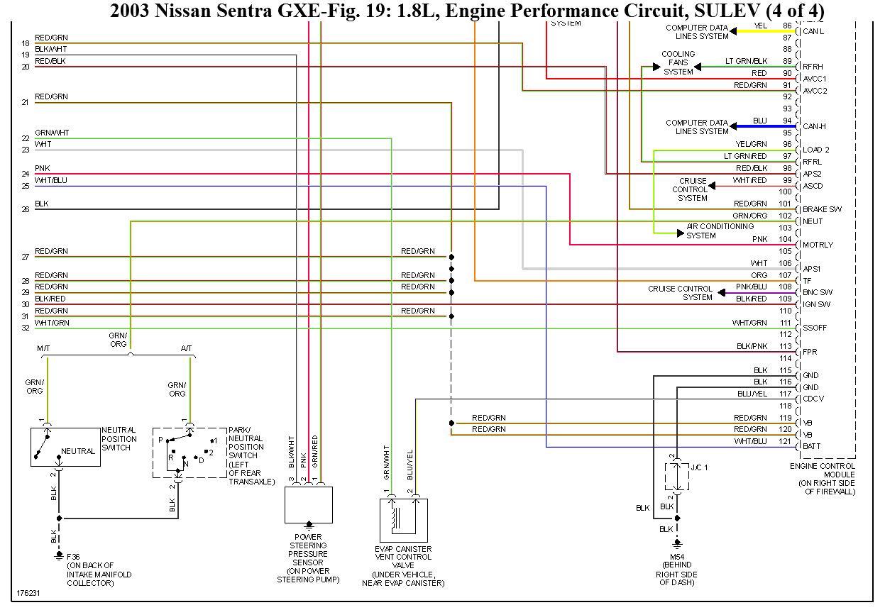 Cn 9665 Qg18 Ecu Wiring Diagram Free Diagram