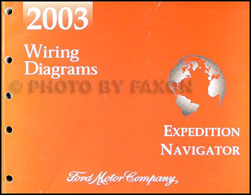 2000 Ford Expedition Electrical Wiring Diagrams