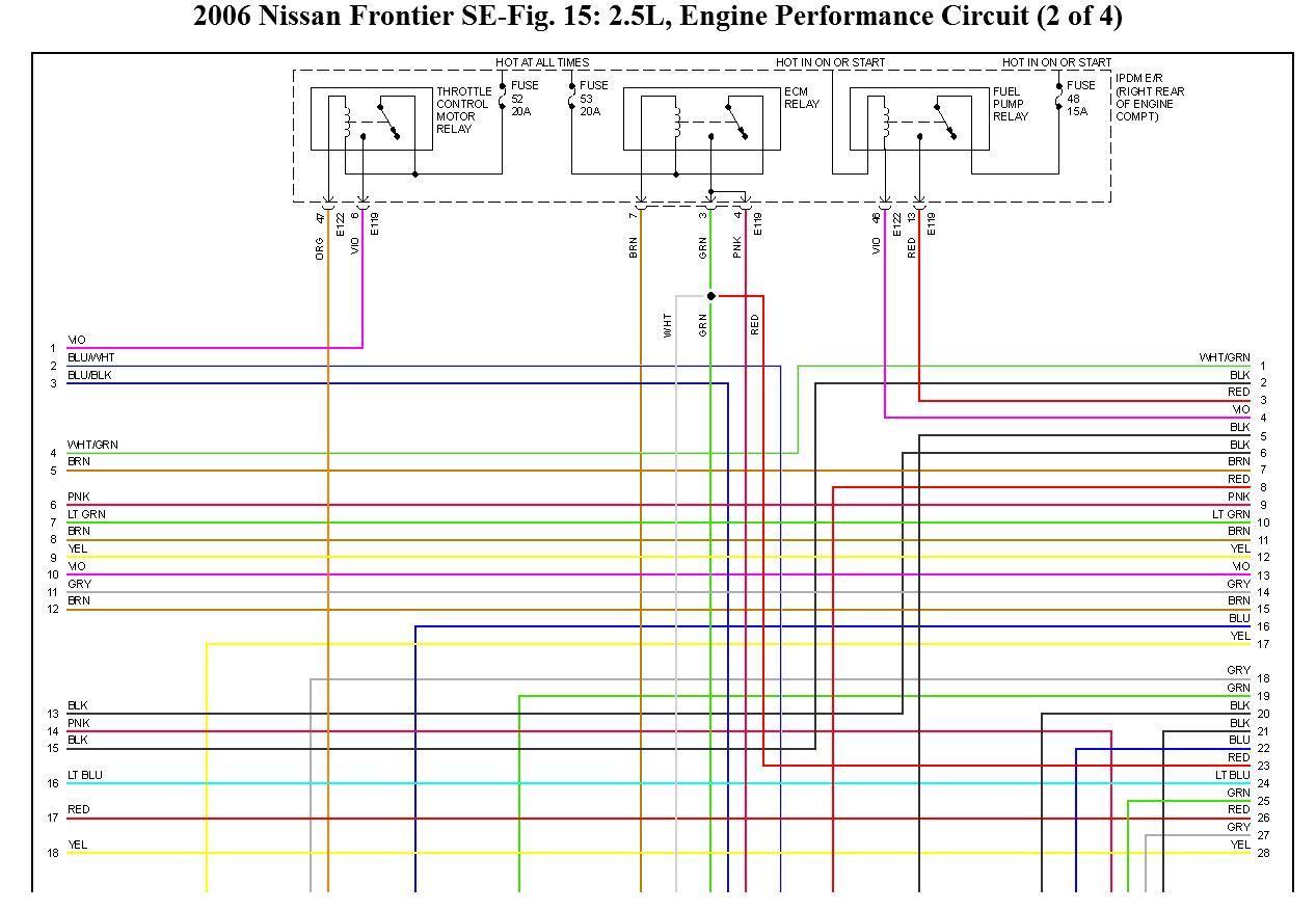YR_8809] 06 Nissan Frontier Wiring Diagram Download DiagramTzici Nuvit Inrebe Mohammedshrine Librar Wiring 101