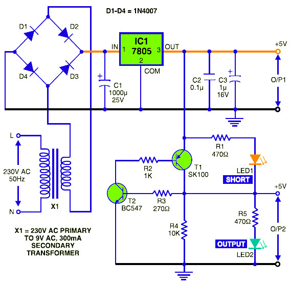 Groovy Power Supply Short Circuit Protection Images Basic Electronics Wiring Cloud Dulfrecoveryedborg