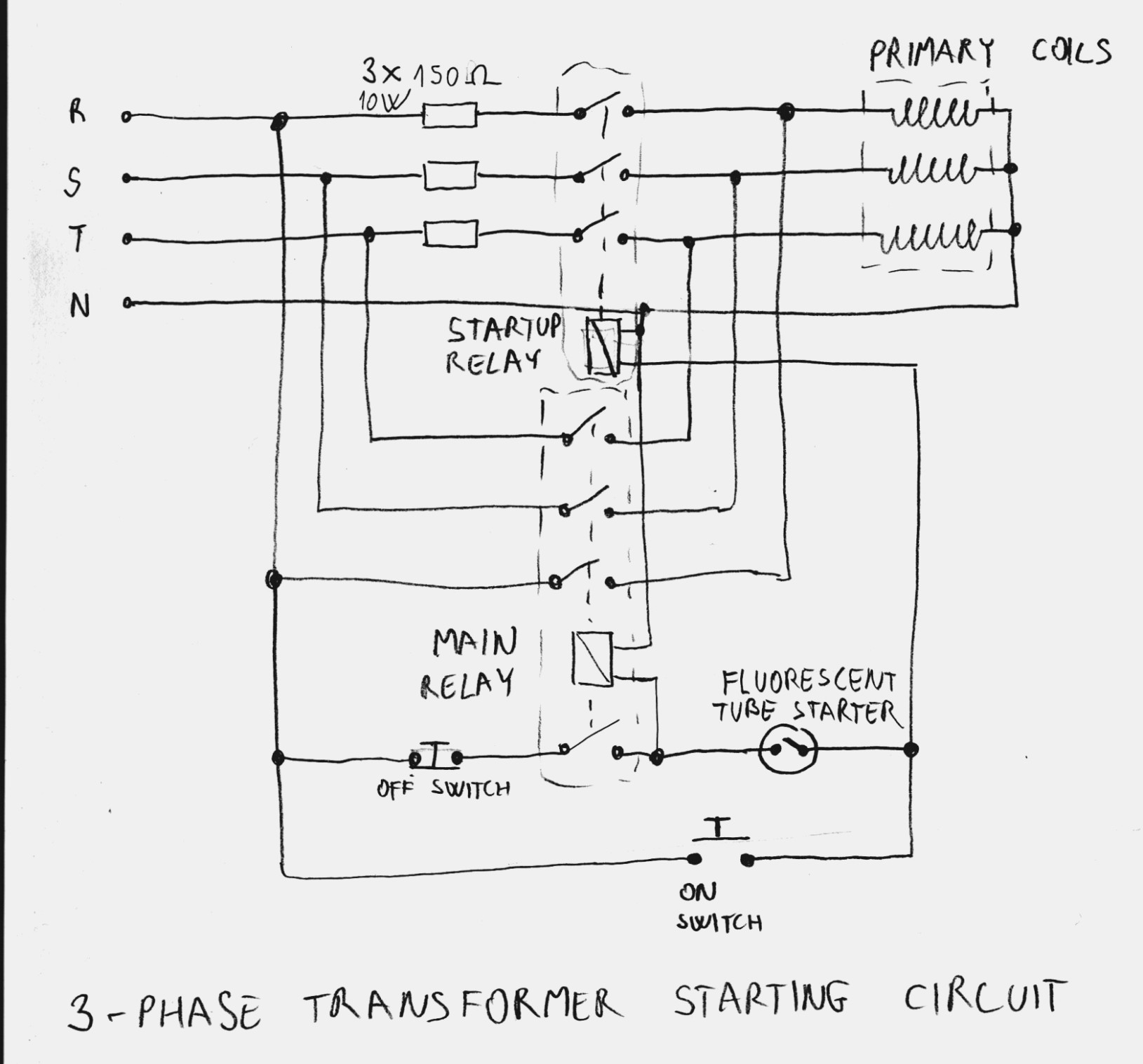 Yokoyama Control Transformer Wiring Diagram