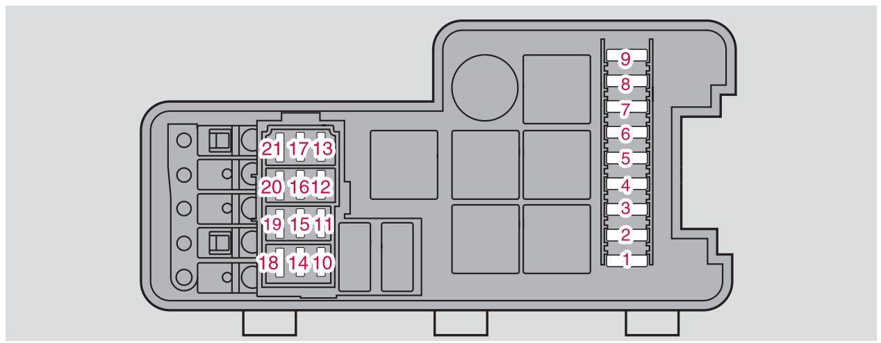 ot5310 volvo xc90 fuse box diagram free diagram