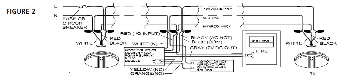 Fantastic Kidde Smoke Detector Wiring Diagram Basic Electronics Wiring Diagram Wiring Cloud Rometaidewilluminateatxorg