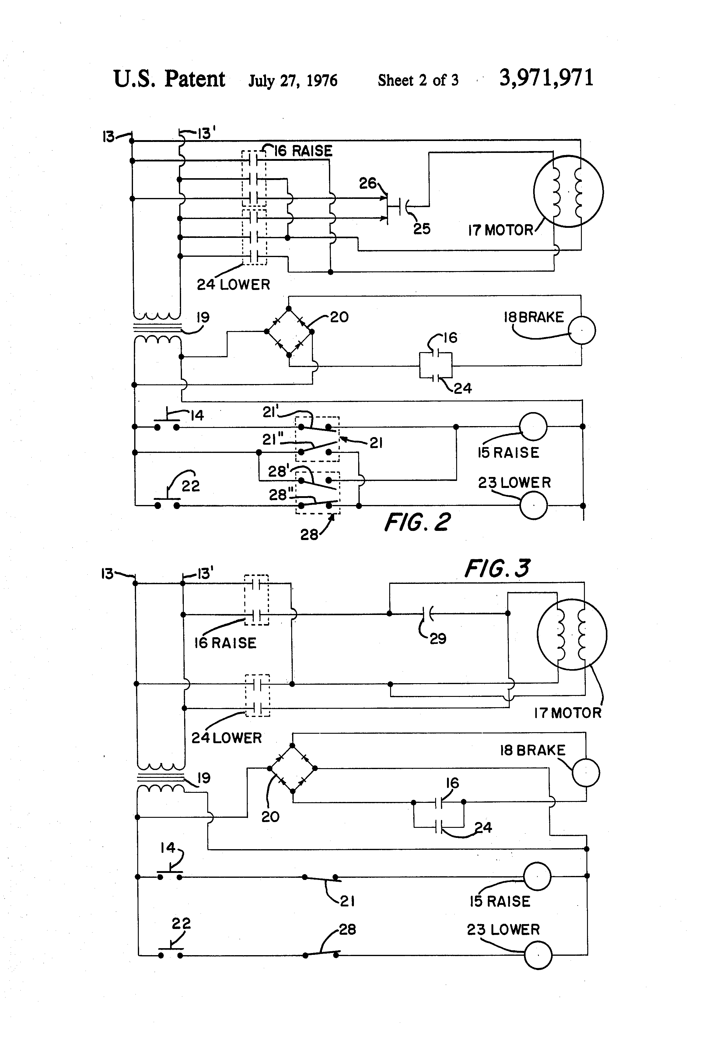 Kz 3176  Strong Way Electric Hoist Wiring Diagram Wiring