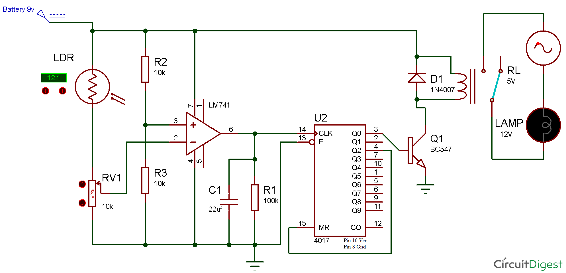 Pleasing Fire Alarm Circuit Electronic Circuits And Diagramelectronics Wiring Cloud Ymoonsalvmohammedshrineorg