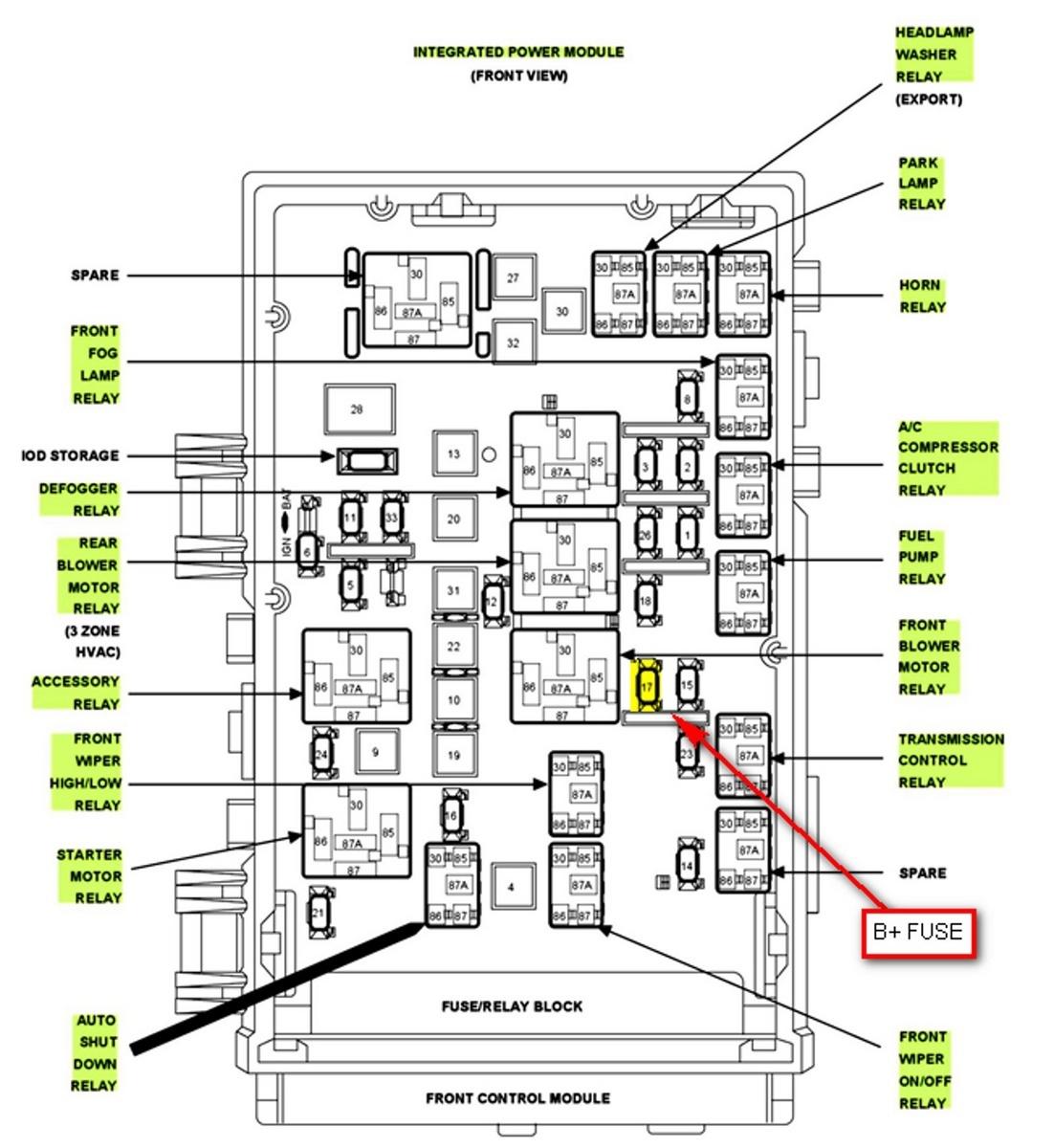 07 pt cruiser fuse diagram | wiring blog refund  wiring diagram library