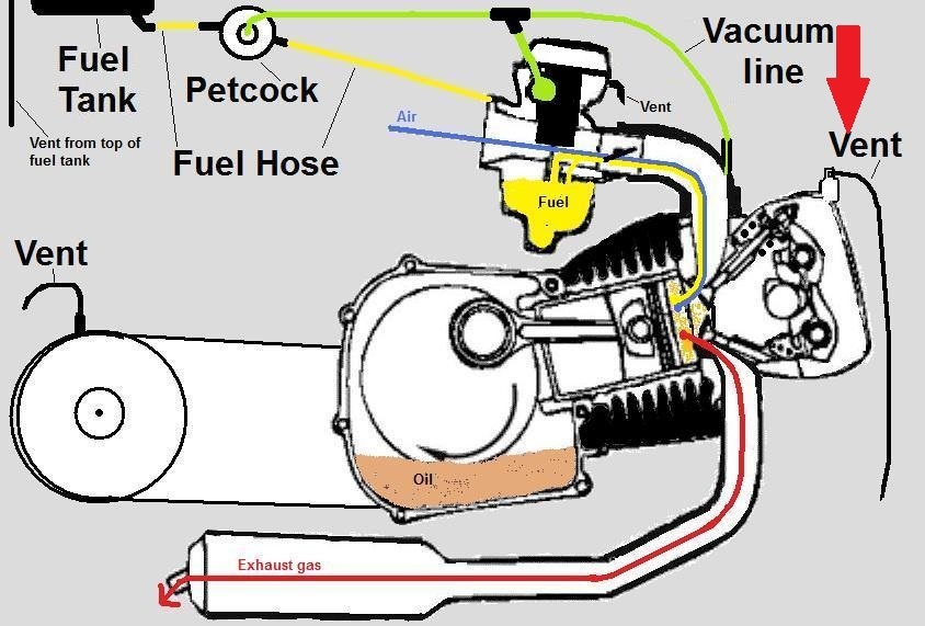 Vip Future Champion Scooter Wiring Diagram