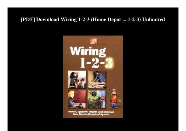 Pleasant Pdf Download Wiring 1 2 3 Home Depot 1 2 3 Unlimited Wiring Cloud Apomsimijknierdonabenoleattemohammedshrineorg