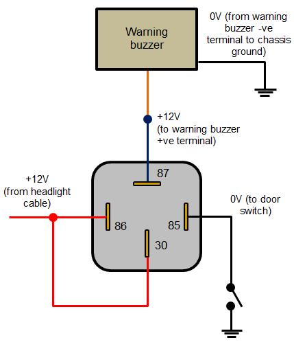 Awe Inspiring 4 Pole Relay Wiring Diagram Basic Electronics Wiring Diagram Wiring Cloud Hisonepsysticxongrecoveryedborg