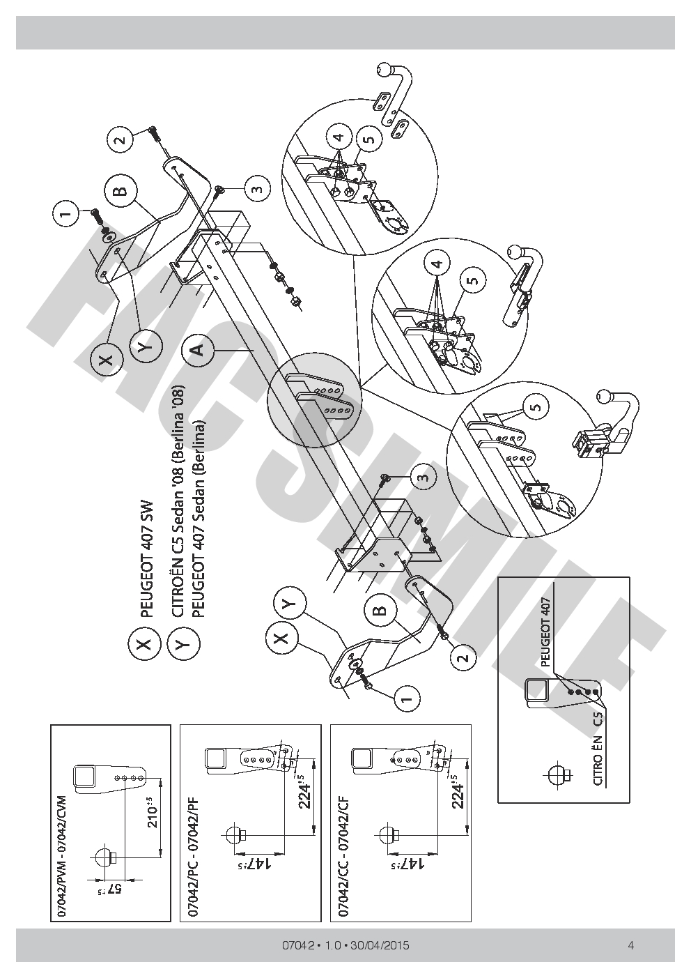 Citroen C5 Towbar Wiring Diagram - Load Wiring Diagram shy-cable -  shy-cable.ristorantesicilia.it | Citroen C3 Towbar Wiring Diagram |  | Ristorante Sicilia