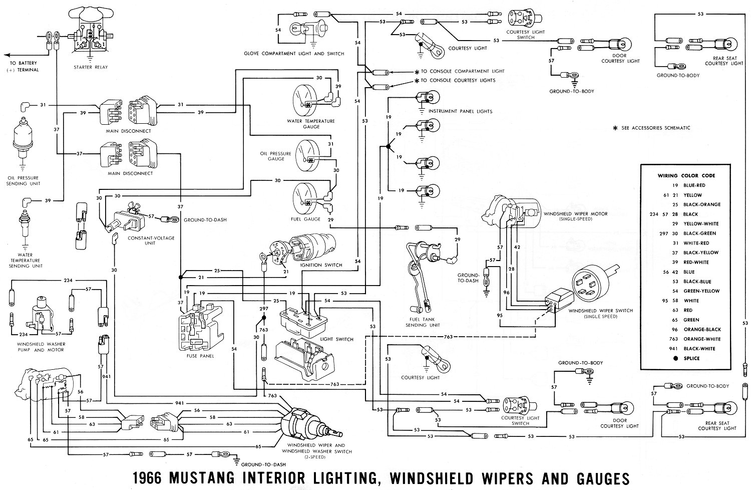TL_5869] 67 Mustang Fog Light Wiring Schematic Download DiagramMill Gue45 Mohammedshrine Librar Wiring 101