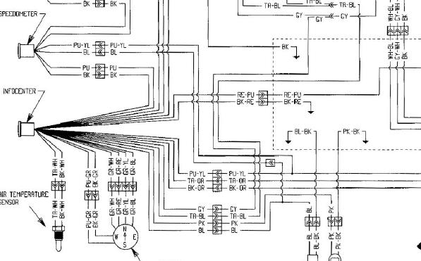 1995 Seadoo Xp Vts Wiring Diagram