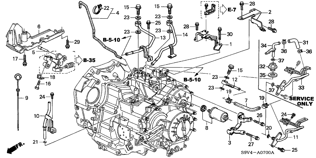 2004 Honda Pilot Engine Diagram Wiring Diagram Explained D Explained D Led Illumina It