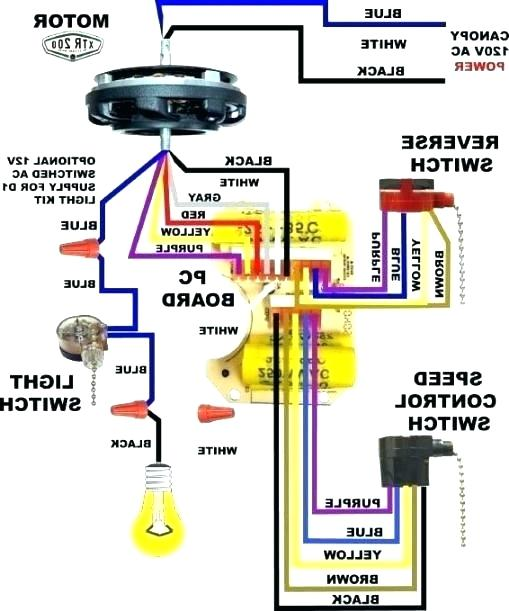 Hampton Bay Ceiling Fan Pull Switch Wiring Diagram