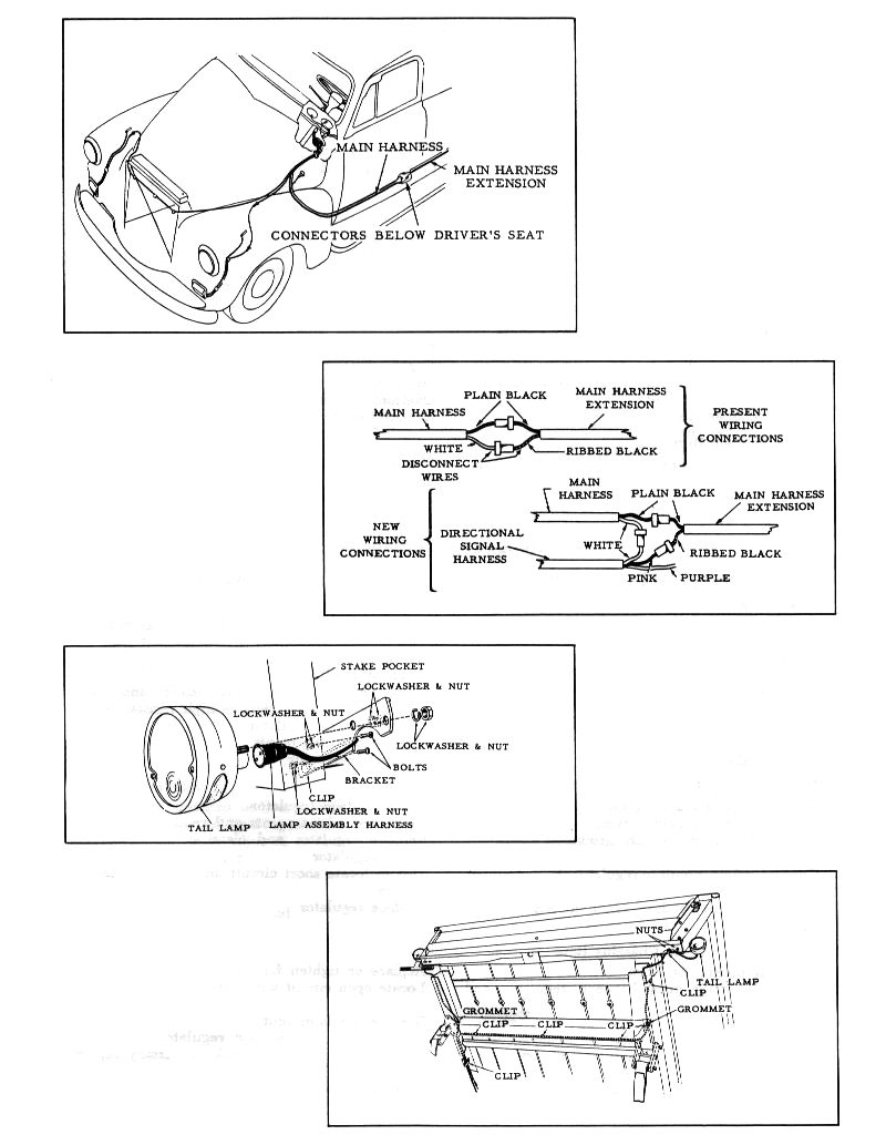 Admirable Chevy Wiring Diagrams Wiring Cloud Mousmenurrecoveryedborg