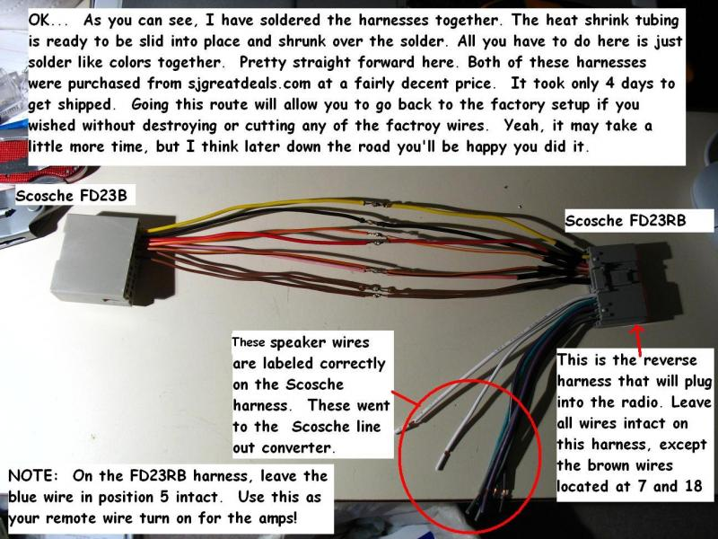 scosche wiring harness diagrams ford roper electric stove