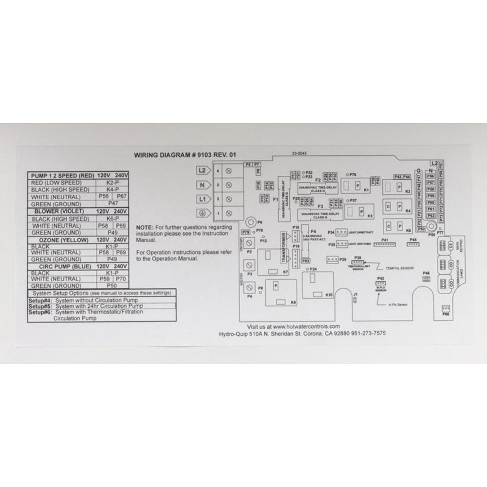 Bg 5255 Hydro Quip Wiring Diagram Wiring Diagram