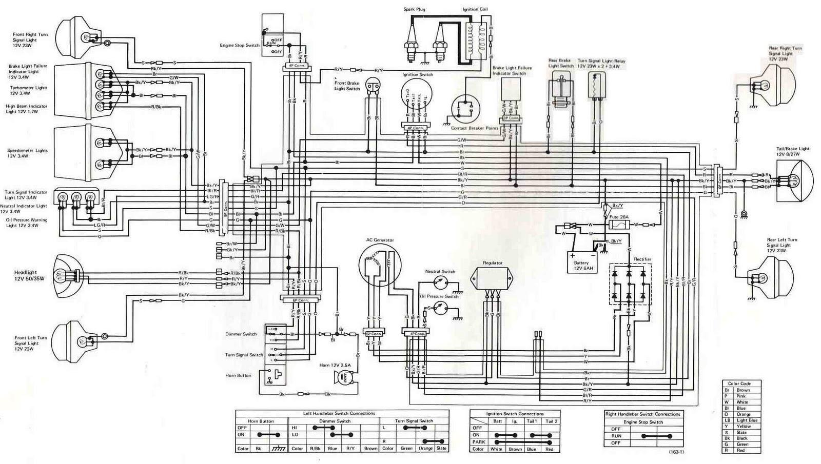 [SCHEMATICS_4ER]  SF_4523] 1983 Kawasaki Klt 200 Wiring Diagram | 1983 Kawasaki Klt 200 Wiring Diagram |  | Iness Vira Mohammedshrine Librar Wiring 101