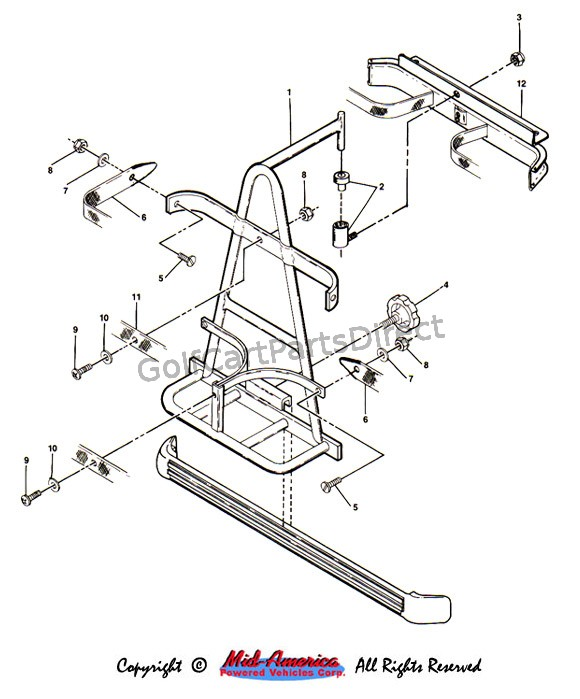 Aa 3269 Villager Club Car Wiring Diagram Schematic Wiring