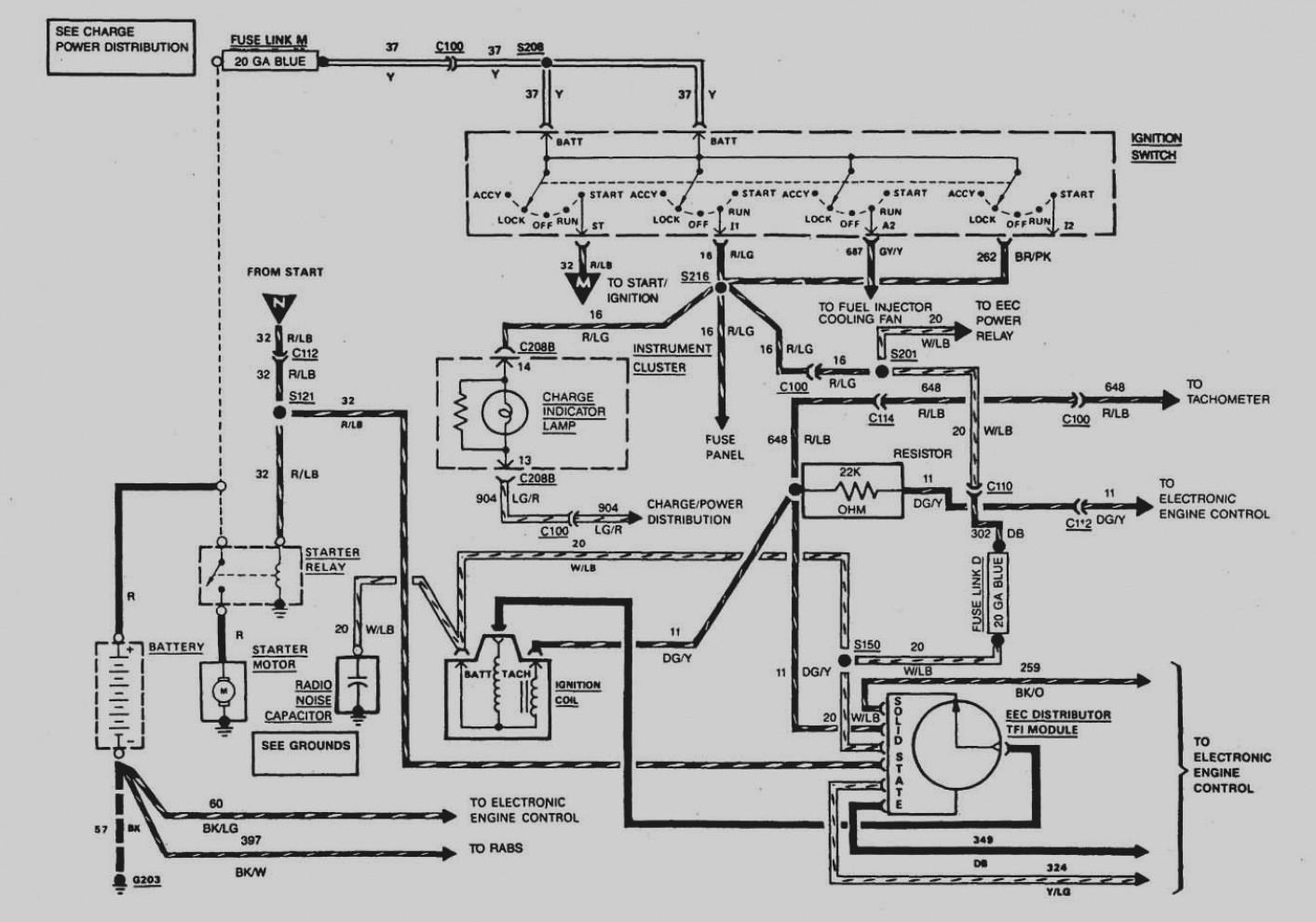 WS_6389 1994 Ford F 150 Solenoid Switch Wiring Diagram Get Free Image  About Schematic Wiring