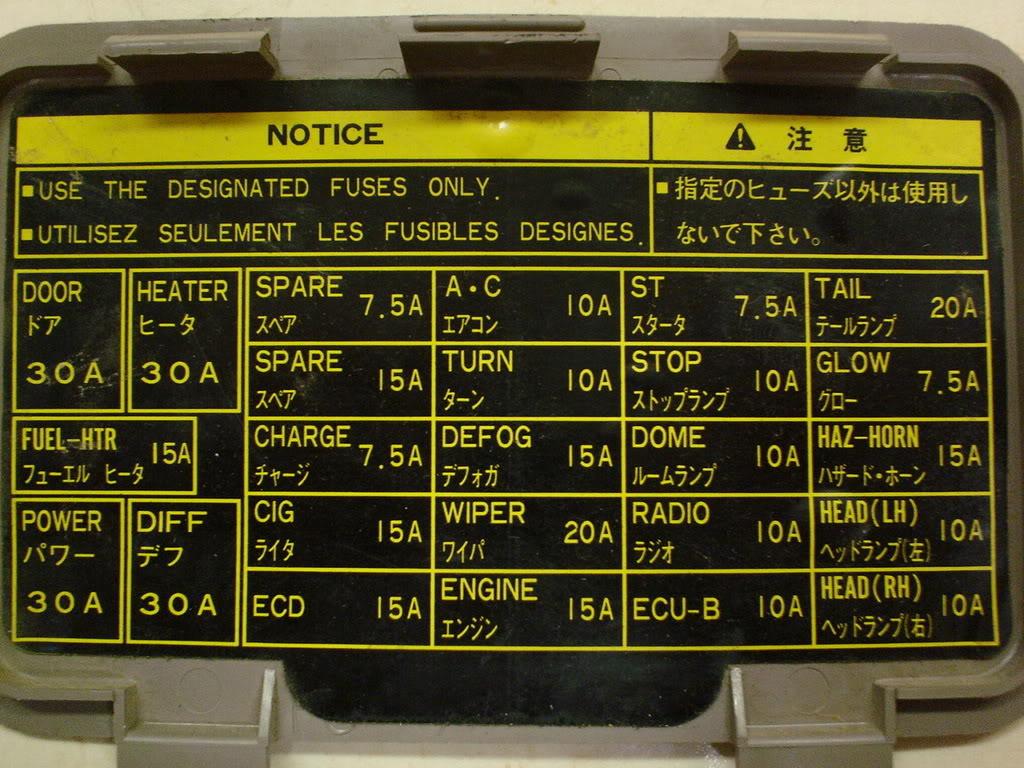2000 toyota land cruiser wiring diagram my 9511  fj cruiser fuse box  my 9511  fj cruiser fuse box