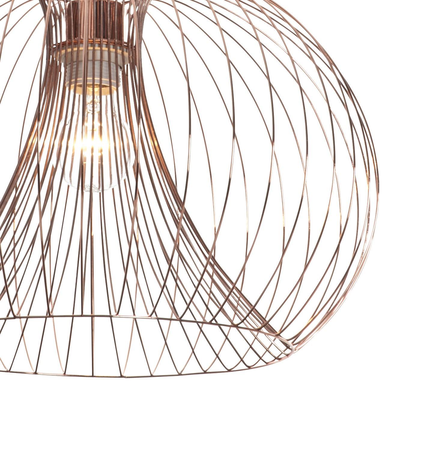 Awesome Contemporary Modern Copper Wire Ceiling Pendant Chandelier Light Shade Wiring Cloud Counpengheilarigresichrocarnosporgarnagrebsunhorelemohammedshrineorg