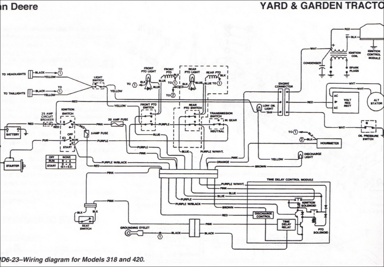 NO_1561] Wiring Diagram John Deere Riding Lawn Tractors John Deere Gator  Wiring Schematic WiringIvoro Kapemie Mohammedshrine Librar Wiring 101